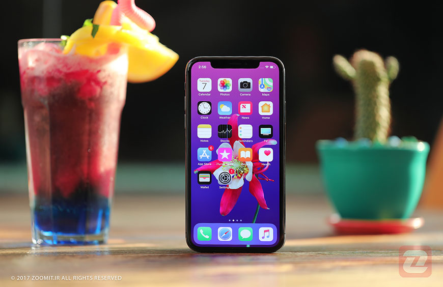 IPHONE 10 بررسی ویدیویی آیفون 10 / iphone X Review