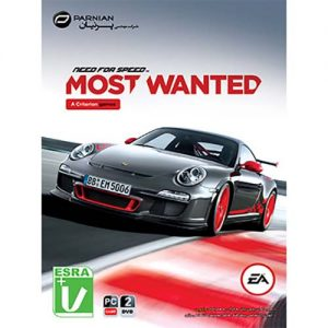 بازی ماست وانتد | Need For Speed Most Wanted 2 PC 2DVD
