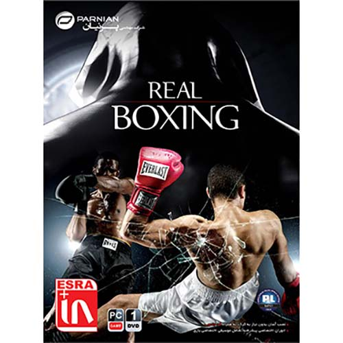Real-Boxing-A بازی بوکس