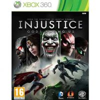 بازی اینجاستیس Injustice Heroes Among Us XBOX 360