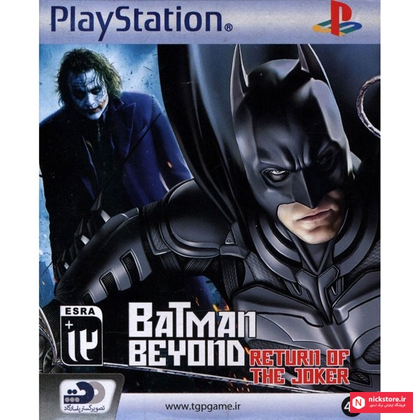 بازی بتمن Batman ps1